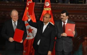 Tunisia Adopts New Constitution