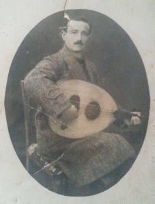 Armenian Genocide Garabed Tombourian