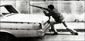 Lebanese Civil War 1975
