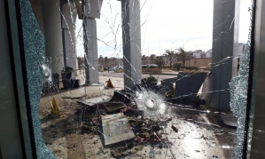 Attack on Libya hotel aftermath